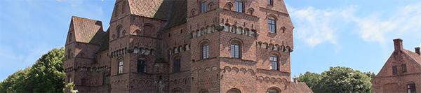 Borreby slot ved Skælskør