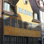 One of the oldest houses in Copenhagen