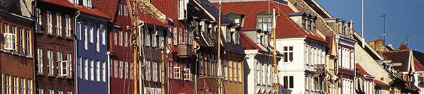 Old harbour Copenhagen