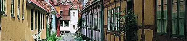 Street in Helsingoer