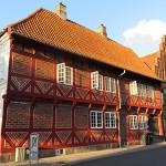 Historiske bygninger i den gamle købstad Næstved