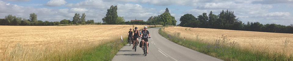 Cykelferie på Sjælland