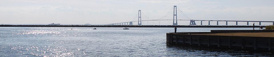 Die Brücke über den grossen Belt